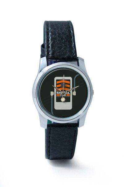 Women Wrist Watch India   Signal Pad Passive Attenuator Guitar Effects Pedal Wrist Watch Online India