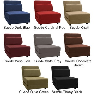 Featuring Four Positions And A Variety Of Color Options This Versatile Futon Chair Bed Conveniently Brings Comfort While Matching Any Decor