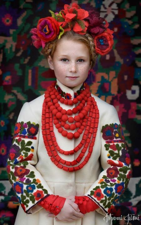 Ukraine style, #Jewellery, #Colorful, #Inspiration