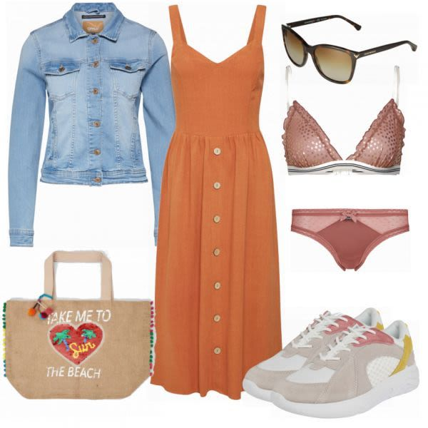 Sommer-Outfits: NEW LOOK bei FrauenOutfits.de #mode #damenmode #frauenmode #outf…