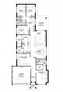 Waikiki Floorplan