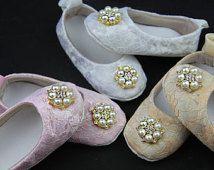 3 colores de la niña de marfil zapatos, zapatos de bebé, zapatos de marfil del bautizo bebé, muchacha bautismo bebé zapatos, Bodas, Listo para el envío, cordón de los zapatos de las muchachas,