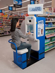 Self-Service Healthcare Comes to Retail Kare if you see this, wouldn't it be nice to not have to go to the doc for TSH