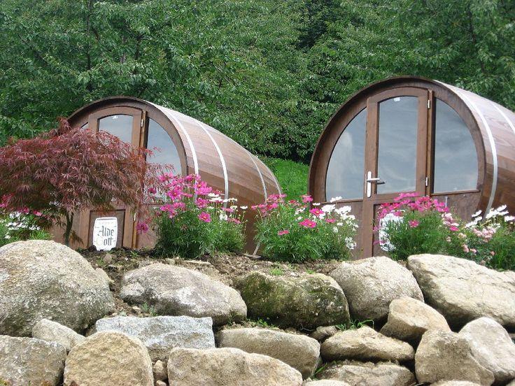 Schlafen im Weinfass - Schwarzwald
