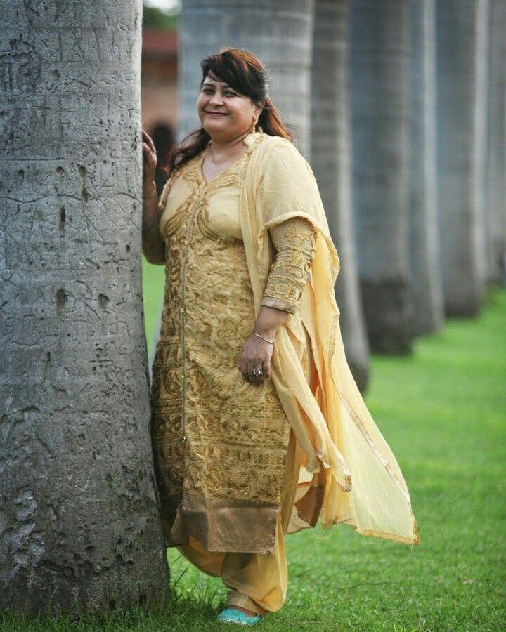 Indian fashionable mom
