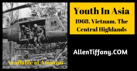 Youth In Asia. A Vietnam War novella.