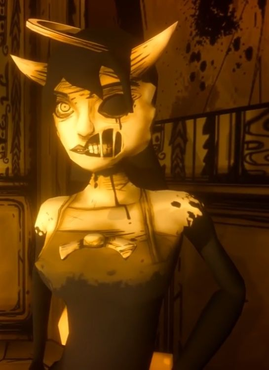 a699ea12cb1bb Pin by Eva Swansonite on Bendy and the Ink Machine | Bendy, the Ink  Machine, Alice angel, Ink