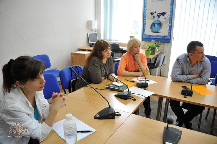 Відвідувала цікавий захід по соціальному підприємництву в Україні...