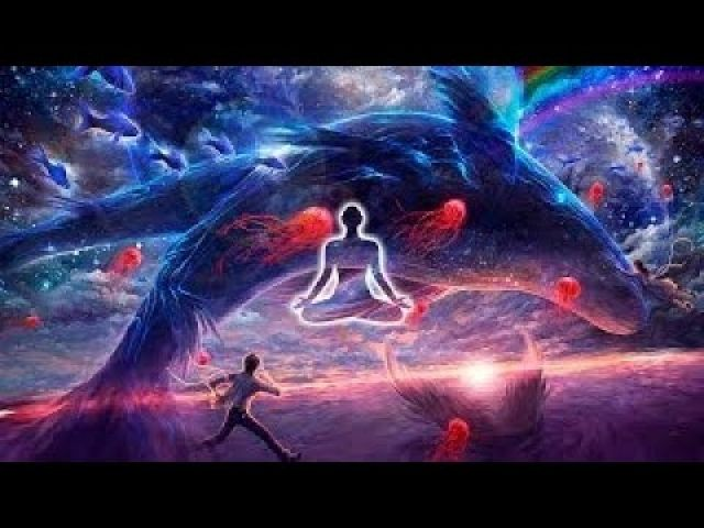 Lucid Dreaming Third Eye Activation | Meditation Music | Art
