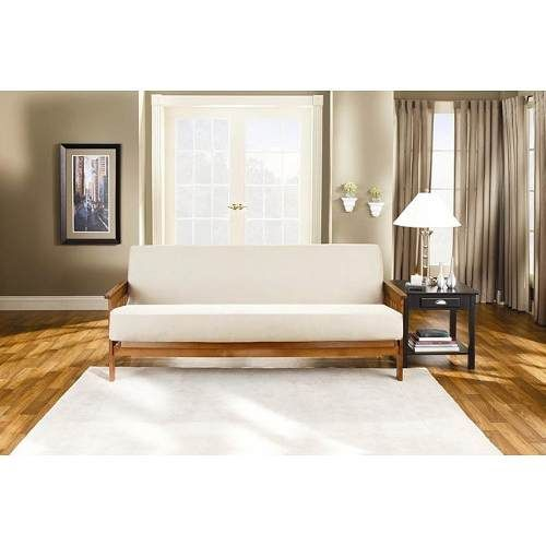 funda de futon en eco cuero 1.40 x 1.90 x 20 cm
