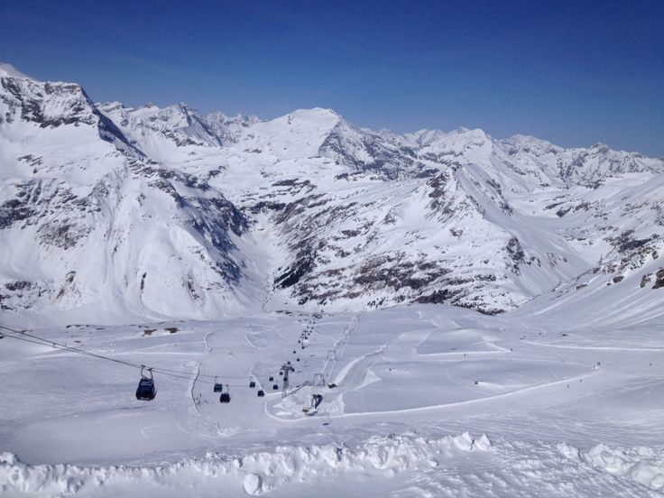 Sportgastein - skiing at its best