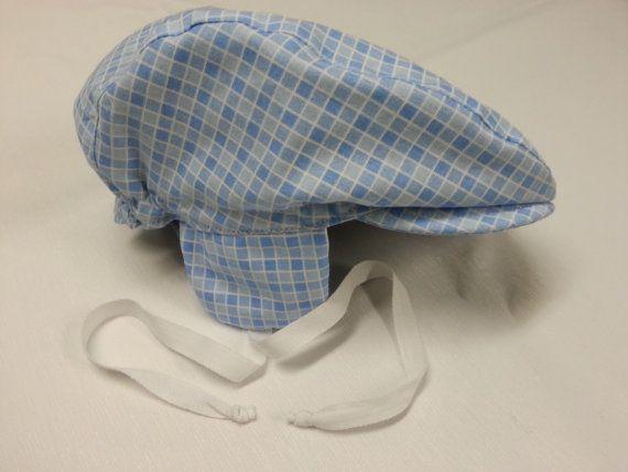 Baby boy flat cap / baby ivy cap / flat cap / hat by MadeByAdam