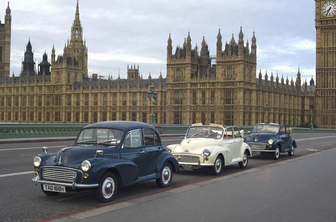 Private Tour: London City Tour in a Vintage Car with Optional Champagne - TripAdvisor