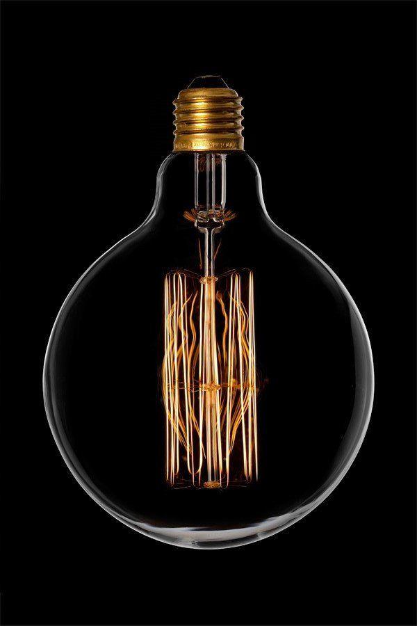 E27 40W 125mm Mega Edison Filament Bulb