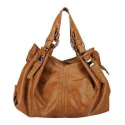 Women's Ann Creek Slouch Bag Brown - Overstock™ Shopping - Great Deals on Ann Creek Hobo Bags