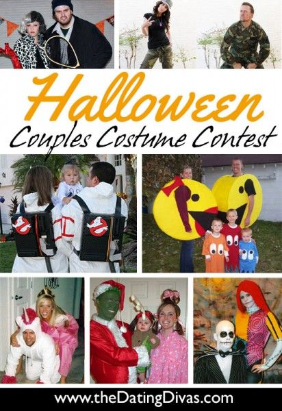 So many fun couples Halloween costume ideas on here!