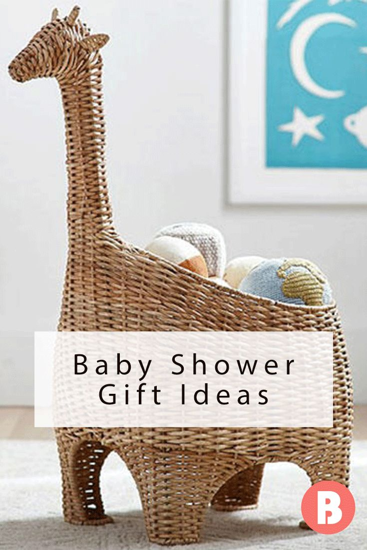 Attending a baby shower or know a couple who just announced they're expecting? We've got you covered from unique baby shower gifts to baby shower gift baskets.