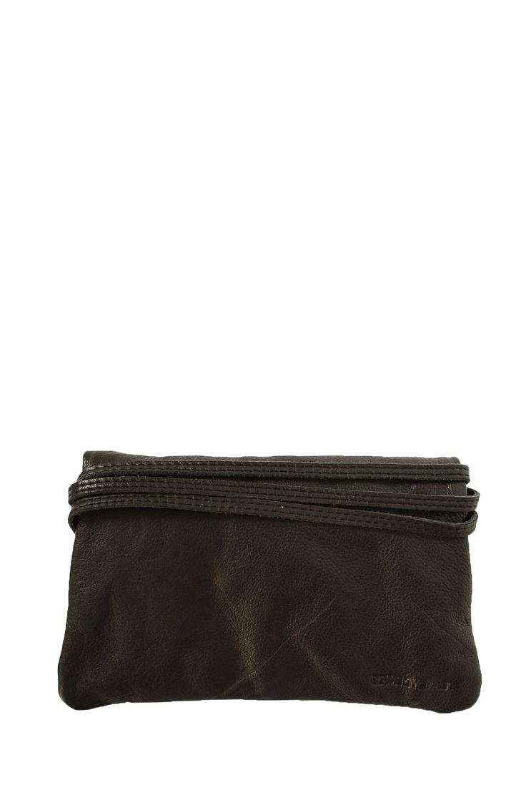 Cowboysbag | Paris Clutch Zwart | Fabriq