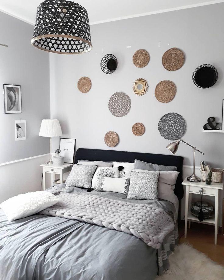 Einfach nur WOW! In diesem wunderschönen Schlafzimmer stimmt einfach jedes Deta…