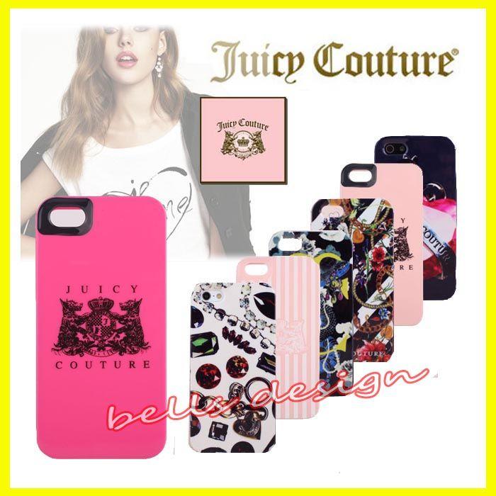 【iPhone5】【iphone5s】 iphone5ハードケース ジューシークチュールJUICY COUTURE/ブランド/スマホカバー/iphoneカバー/ケイトスペード/トリーバーチ/シャネル【楽天市場】