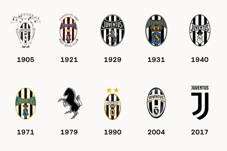 Il nuovo logo della Juventus : IL Magazine
