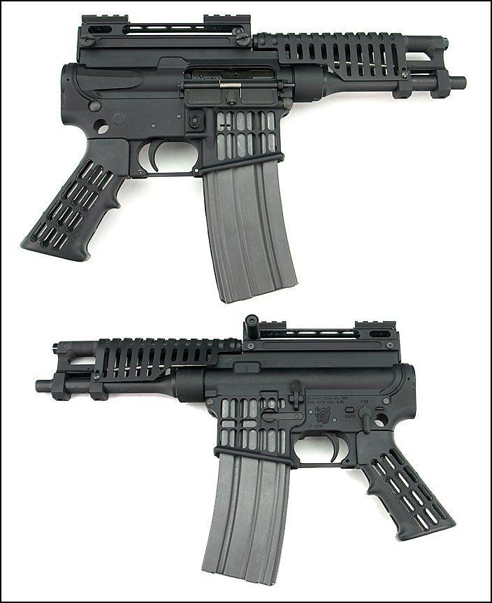 OLYMPIC ARMS - OA-98 AR-15 PISTOL AR15 OA98 .223 W/CASE NIB - Picture 1