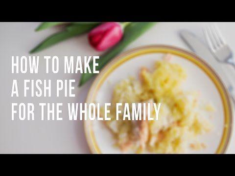 How to Make Fish Pie   Gluten & Dairy Free - YouTube