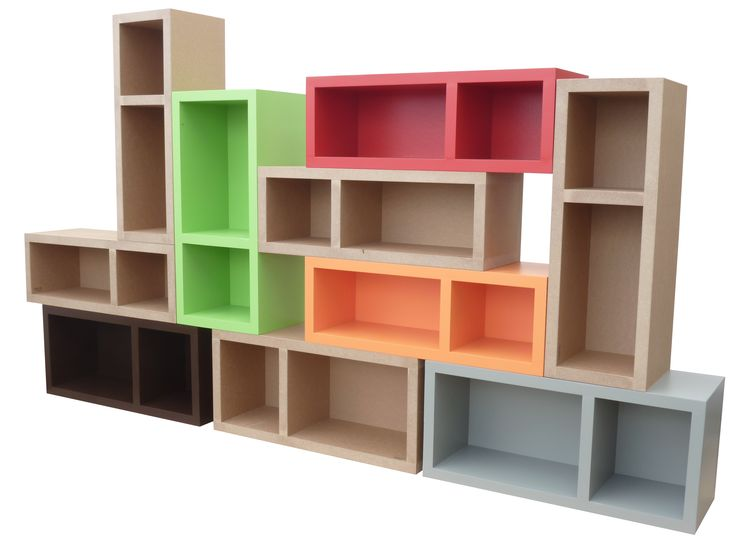 Une paroi murale en carton qui comblera tout vos besoin, fabriqué par Cartonstyl! http://www.sogreendesign.com/fr/mobilier/bibliotheques-etageres/module-de-rangement-o-tech.html