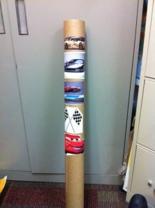 Cardboard Tube Racing-just in time for Daytona 500! Memory/Vocab Concepts. Pinned by SOS Inc. Resources.  Follow all our boards at http://pinterest.com/sostherapy  for therapy resources: Cardboard Tube