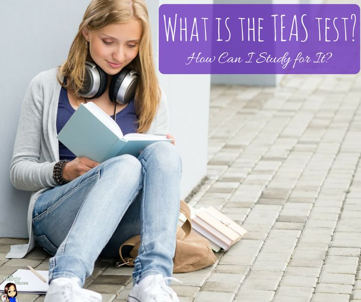 how to study for the teas test for nursing