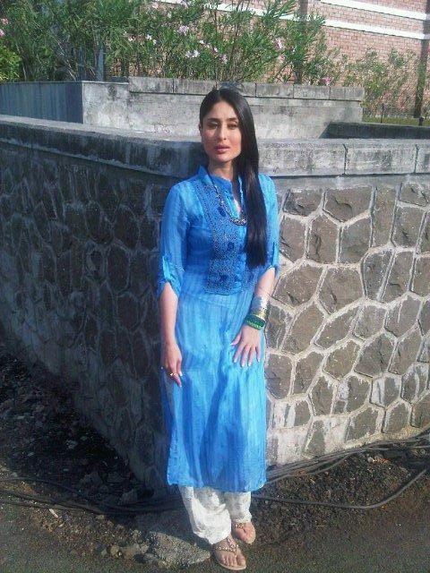 kareena kapoor salwar kameez bodyguard - Google Search