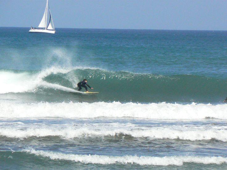 Surfers strand Javea! (Februari)