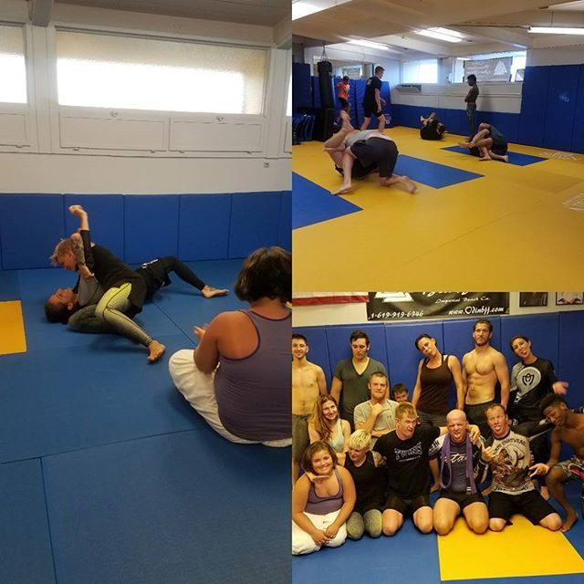 Great NoGi class tonight.. I would like to welcome Angela to the mat also.. #odinbjj #family #jiujitsu #wolfpack #odinfamily #judo #MuayThai #MMA #kidsstriking #buildingwarriors #NoGi #imperialbeach #SoCalJiuJitsu #BreakPointFC @breakpointfc  For the strength of the pack is the wolf; and the strength of the wolf is the pack. --Rudyard Kipling #imperialbeachlocals #sandiegoconnection #sdlocals #iblocals - posted by Justin Hauck  https://www.instagram.com/odinbjj_ib. See more post on Imperial…