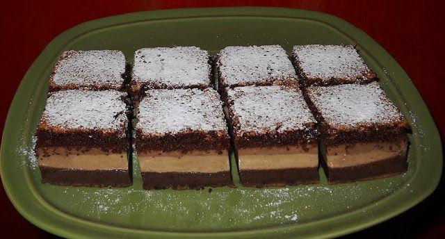 Prajitura desteapta cu cacao - Bunătăți din bucătăria Gicuței