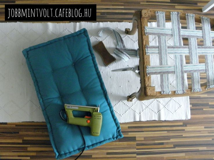 french mattress DIY for floor pillow