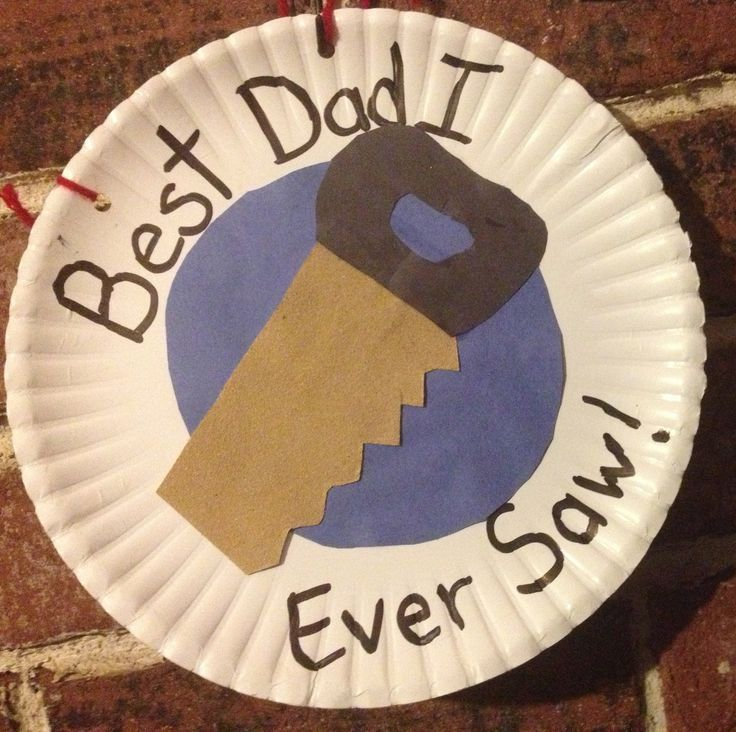 Fathers Day craft...