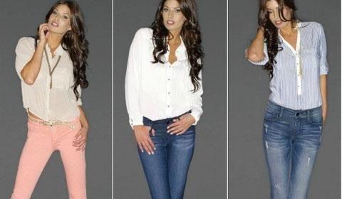 Заправляют ли джинсовые рубашки в джинсы