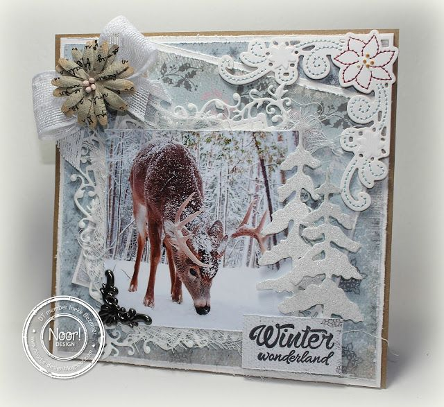 "Ineke""s Creations: Winter Wonderland"