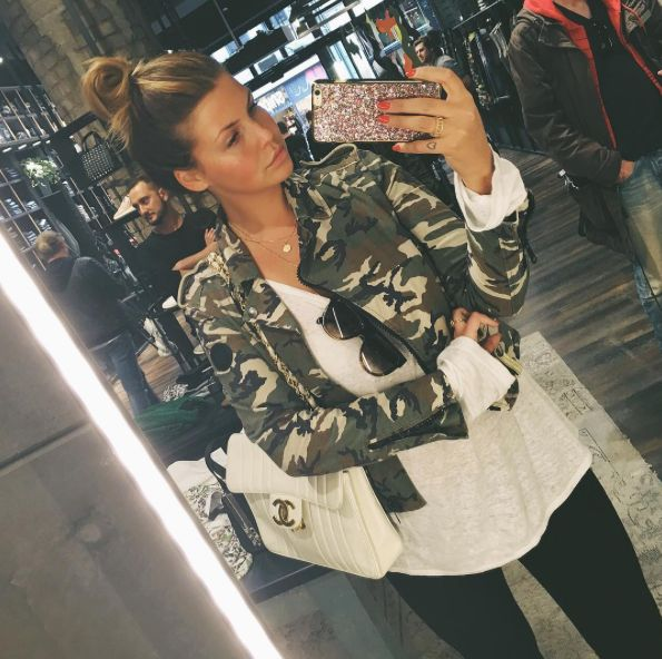 novalanalove wearing replay camouflage jacket check out. Black Bedroom Furniture Sets. Home Design Ideas