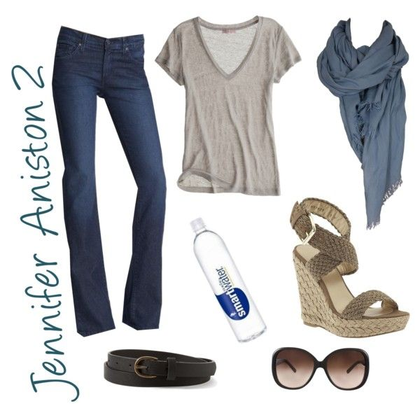 A fashion look from March 2012 featuring Calypso St. Barth t-shirts, James Jeans jeans and Stuart Weitzman sandals. Browse and shop related looks.