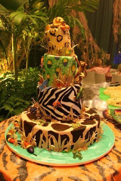 Crazy cake ...