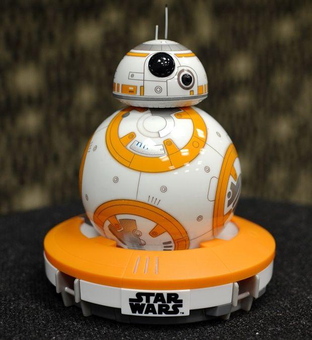 Mau Punya Robot Star Wars ? Sekarang droid BB-8 Bisa Dibawa Pulang   Berita Digital Kalteng