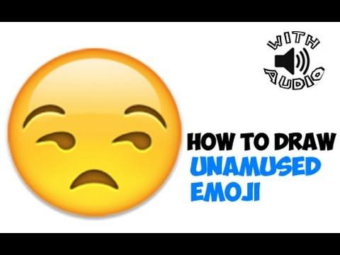 how to draw emoji faces