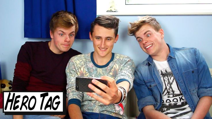 We did the 'Hero Tag' on @YouTube with Ollie Martin. It was hilarious and we hope you enjoyed it! Did you see it? http://youtube.com/nikinsammy http://twitter.com/nikinsammy http://facebook.com/nikinsammy