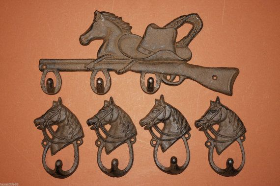 5pcs Western wall decor western home decor by WePeddleMetal