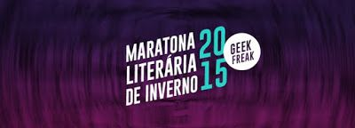Scraplivros: Maratona Literária De Inverno 2015