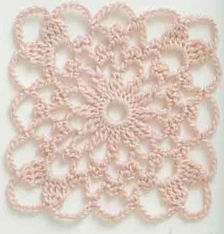 lace crochet square                                                                                                                                                                                 More