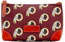 Dooney & Bourke NFL Redskins Cosmetic Case