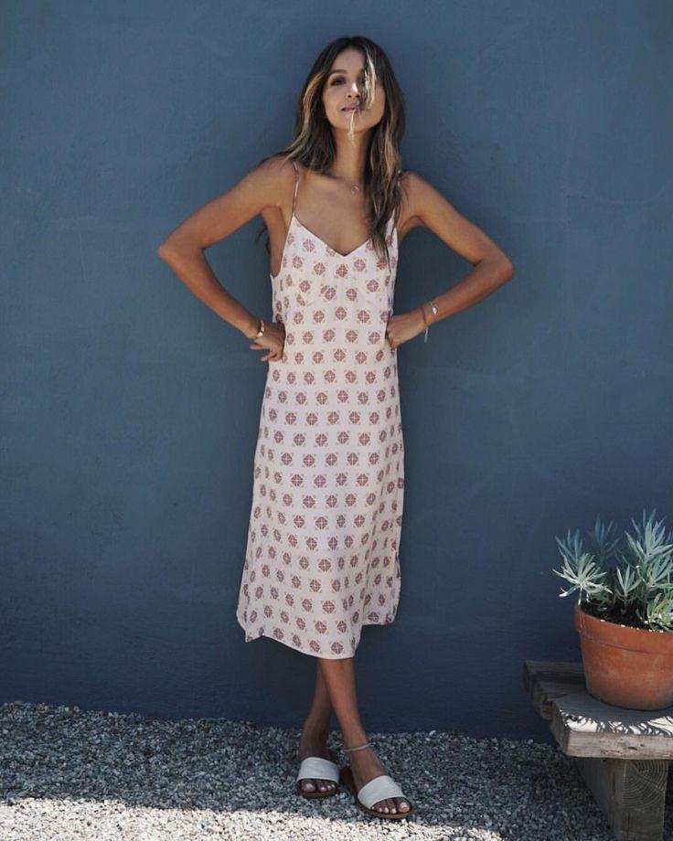 """Shop Sincerely Jules on Instagram: """"Little miss sunshine in our Nala Slip Dress. ☀️   shopsincerelyjules.com"""""""