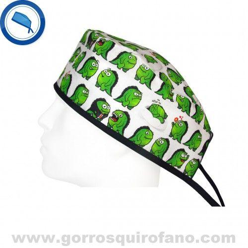 http://www.gorrosquirofano.com/producto/gorros-para-quirofano-divertidos-monstruos-verdes/ Gorros para quirofano divertidos monstruos verdes